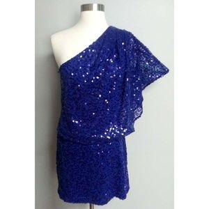 Jessica Simpson Size 8 Sequin Party Dress Cocktail